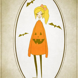 """Pumpkin Queen"""