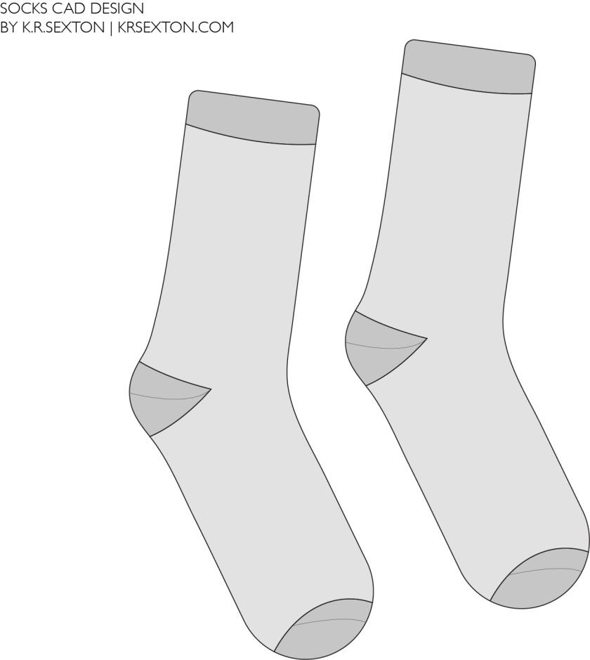 Socks Cad