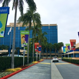 Pixar Fest Disneyland Hotel Parking Lot Banners – Applied the same process as the Esplanade banners to create the DLH banners.